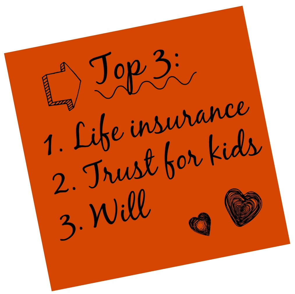 Three Estate Planning Essentials for Parents